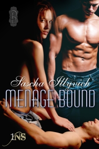 Cover for Menage Bound