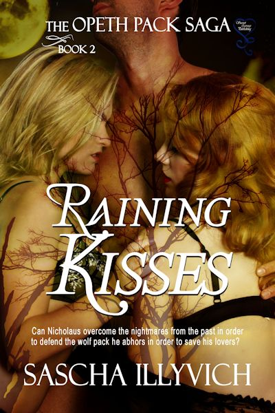 Cover for Raining Kisses